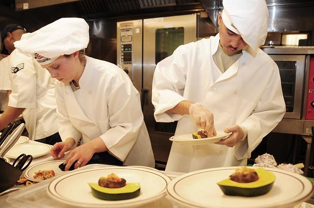 warsztaty kulinarne dla firm warszawa